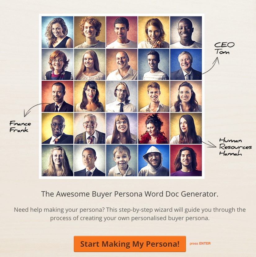 3 Smart Strategies to Developing Buyer Personas