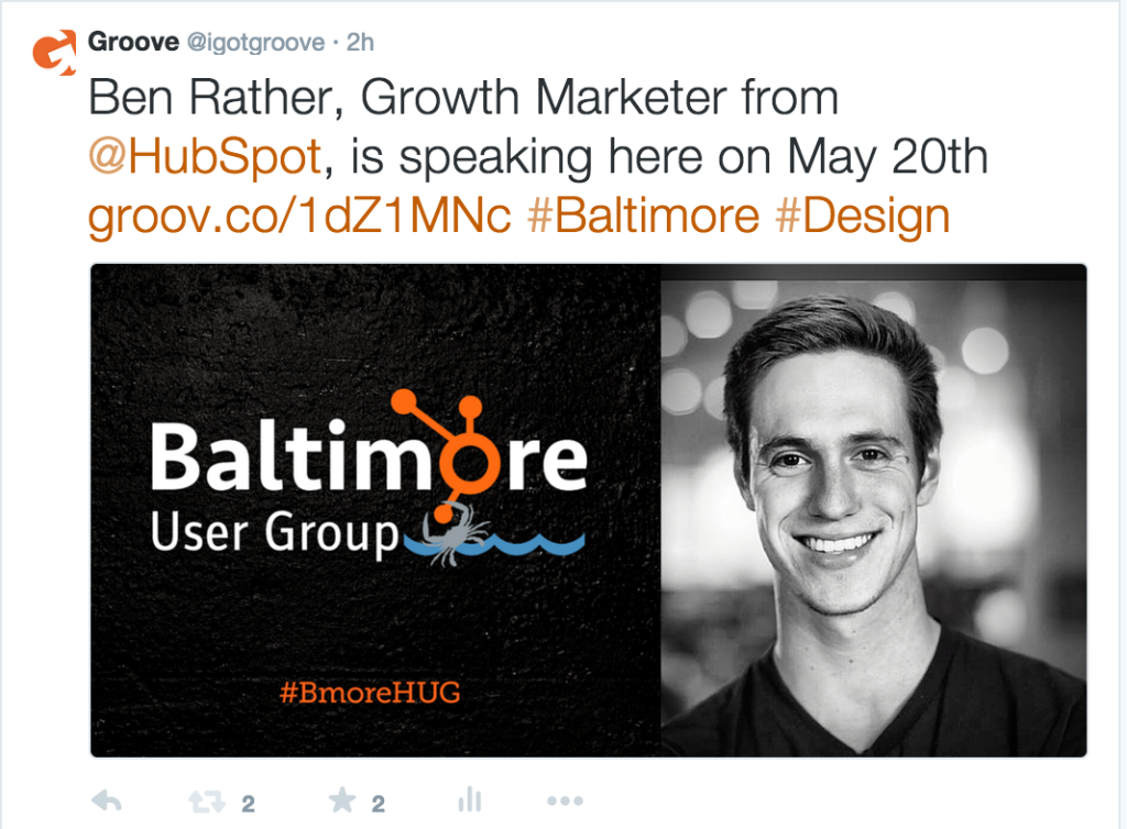 The 4 Most Effective Tactics for Promoting Events on Twitter