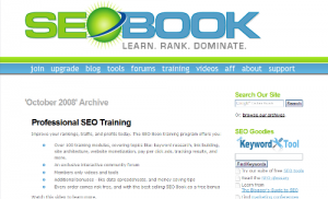 SEO Book Public Tools