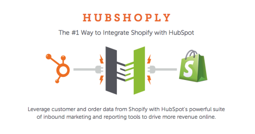 Announcing HubShop.ly for Shopify: The Shopify Integration for HubSpot