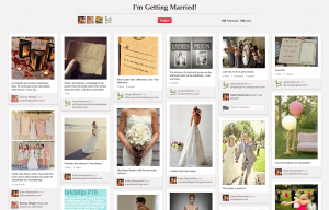 "Pinterest ""I'm Getting Married!"""