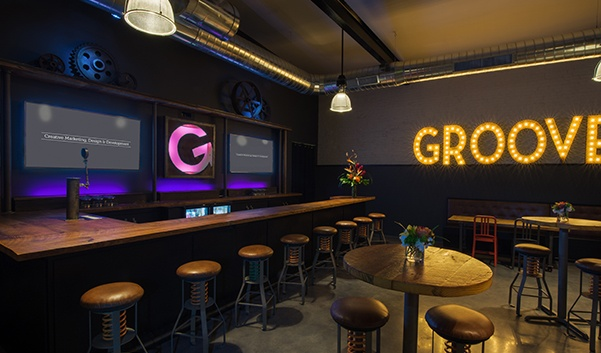 Groove Cafeteria